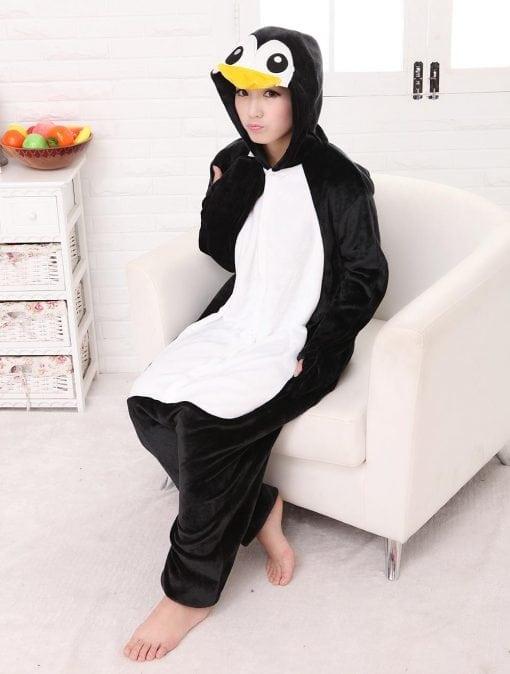 women penguin
