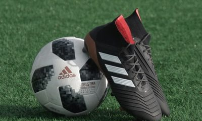 Buying soccer shoes